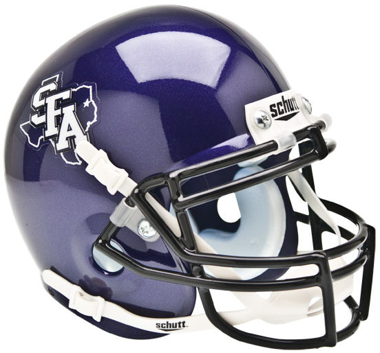Stephen F Austin Mini XP Authentic Helmet Schutt