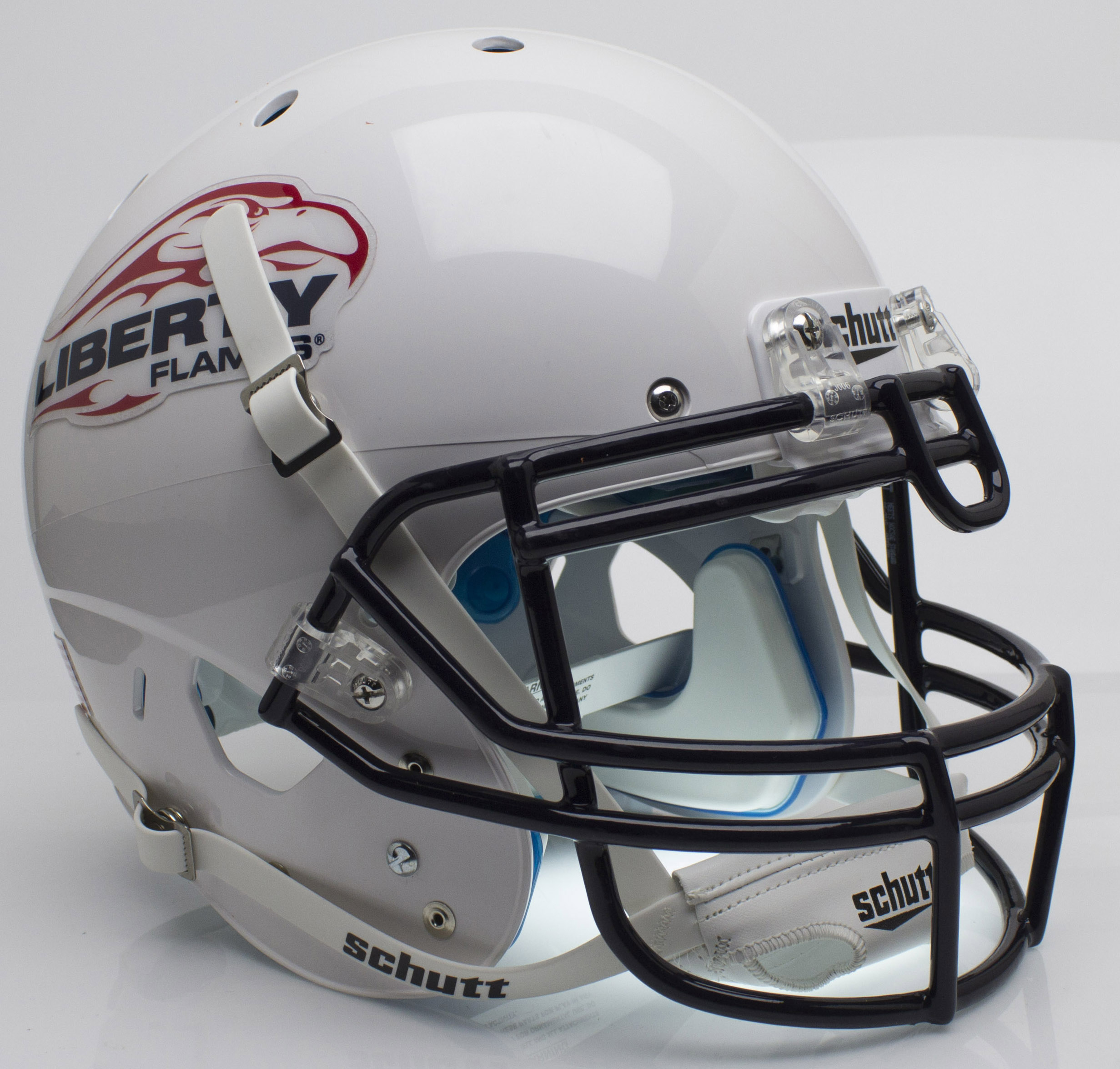 Liberty Flames Authentic College XP Football Helmet Schutt