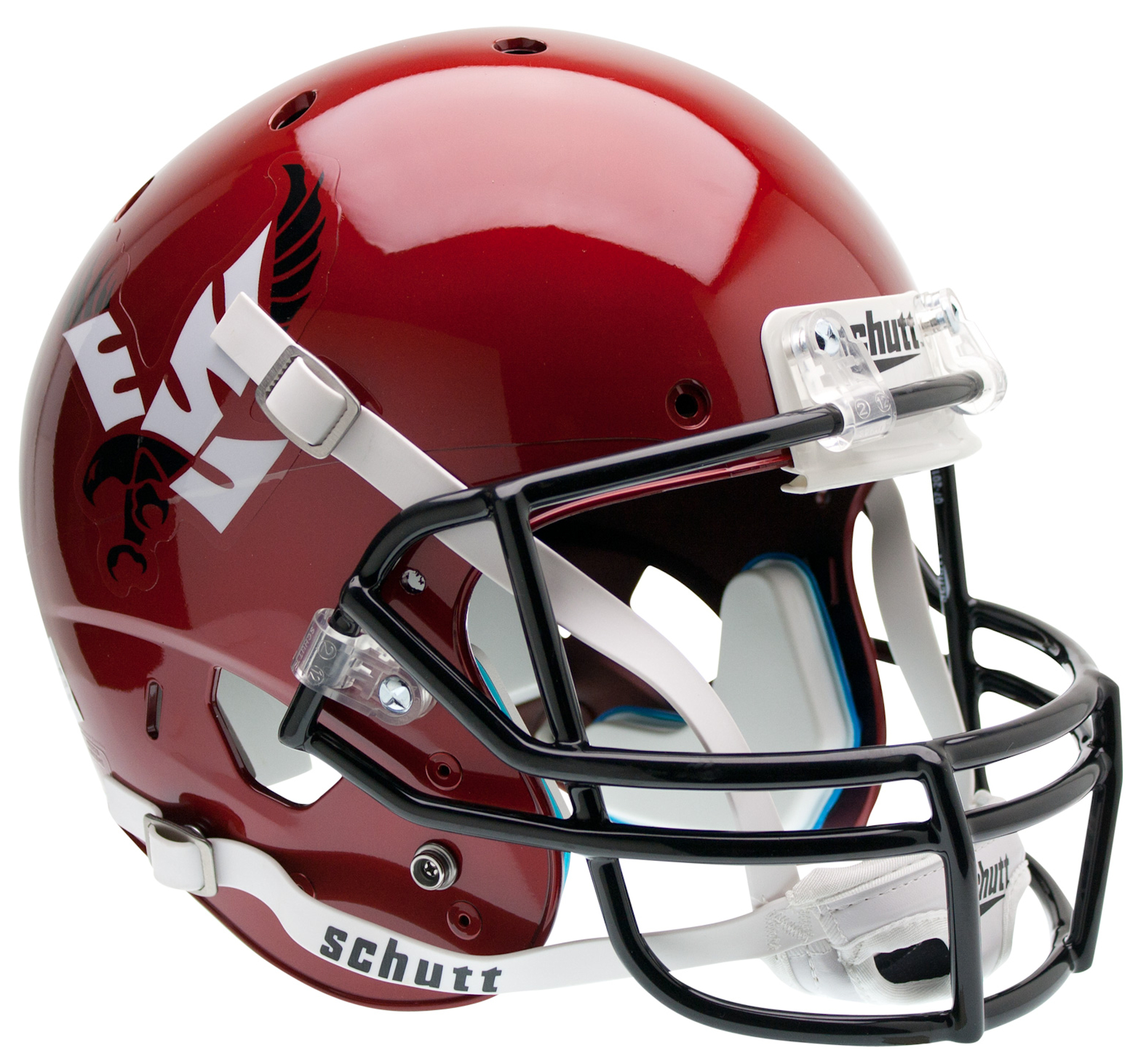 Eastern Washington Eagles Full XP Replica Football Helmet Schutt