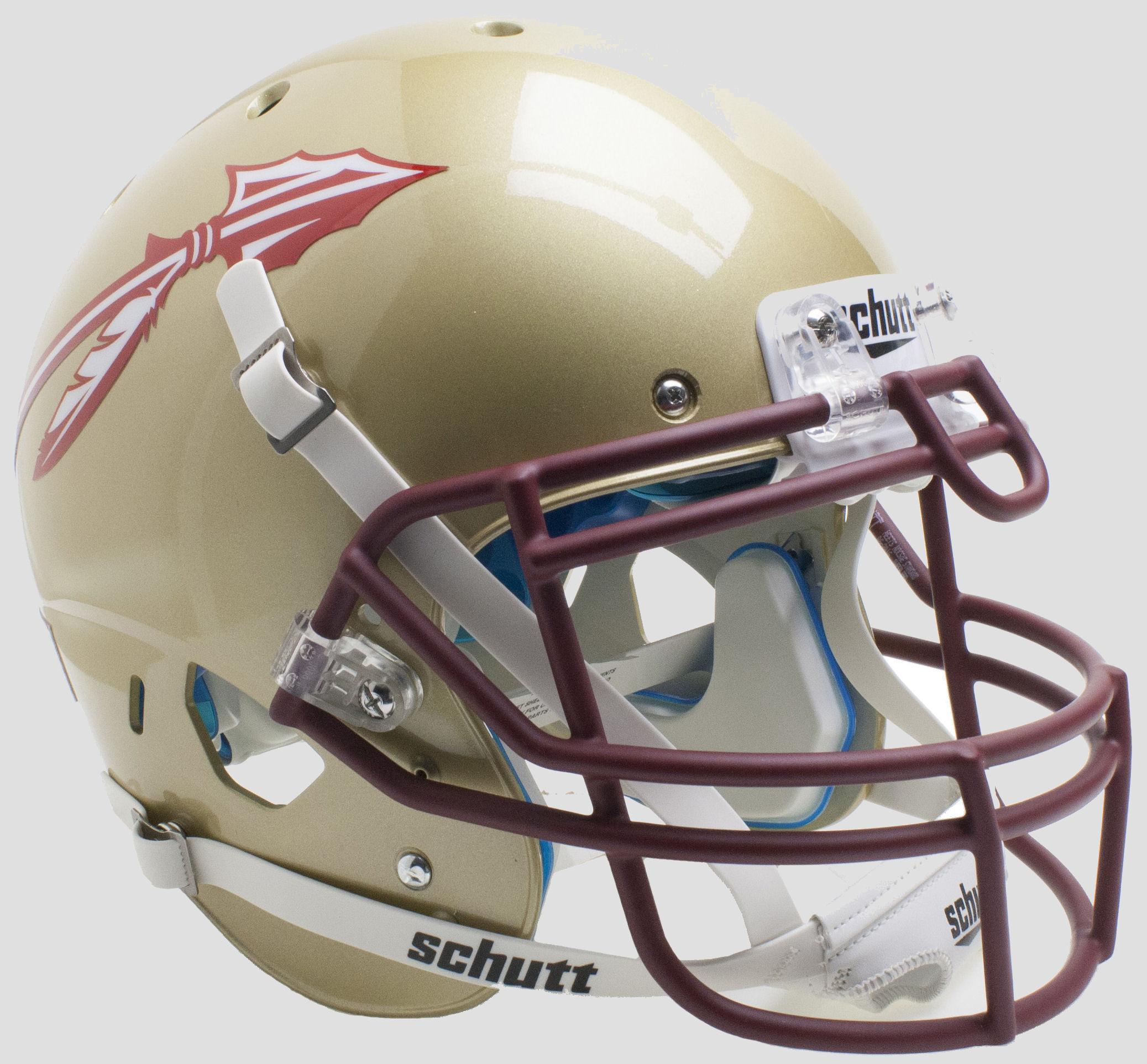 Florida State Seminoles Authentic College XP Football Helmet Schutt <B>Alt 2016</B>