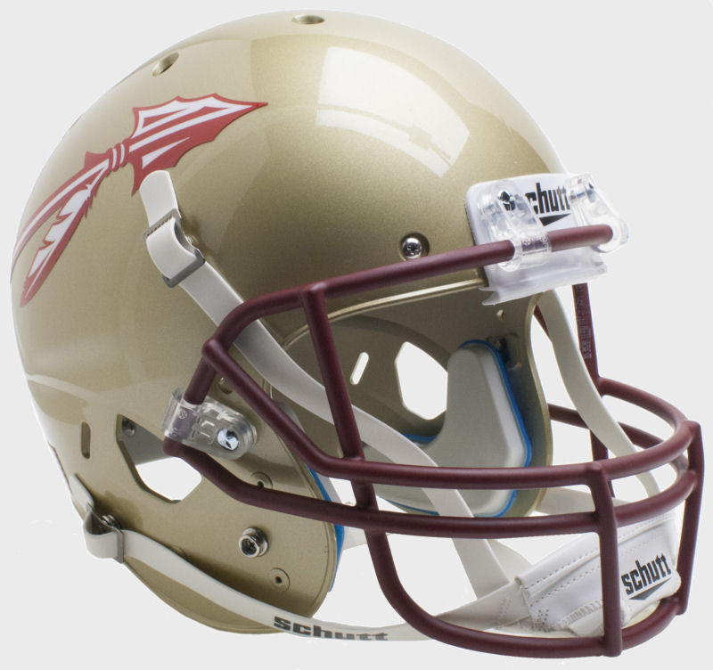 Florida State Seminoles Full XP Replica Football Helmet Schutt <B>Alt 2016</B>