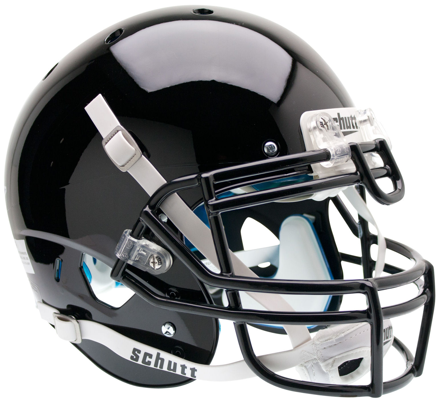 Army Black Knights Authentic College XP Football Helmet Schutt <B>Black</B>