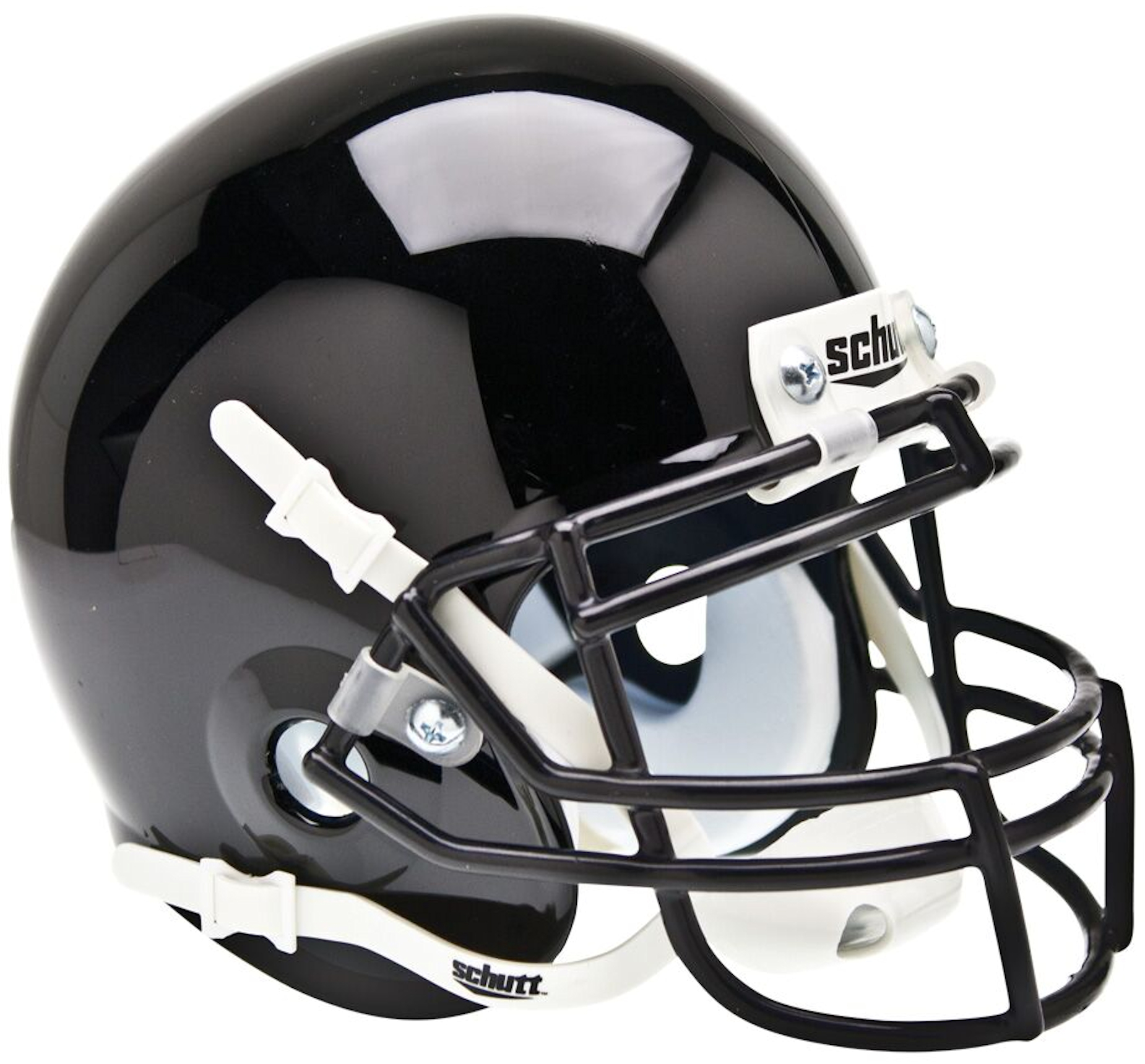 Army Black Knights Mini XP Helmet Schutt <B>Black</B>