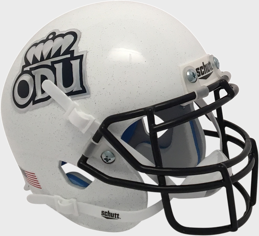 Old Dominion Monarchs Mini XP Authentic Helmet Schutt