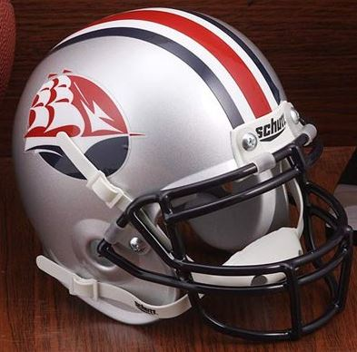 Shippensburg Red Raiders Mini XP Authentic Helmet Schutt