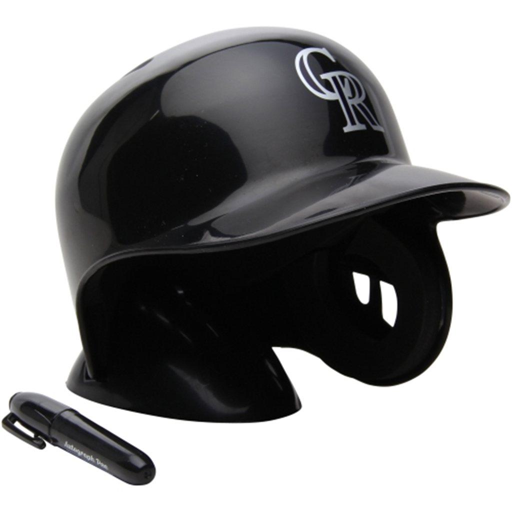Colorado Rockies Rawlings Mini Replica Helmet