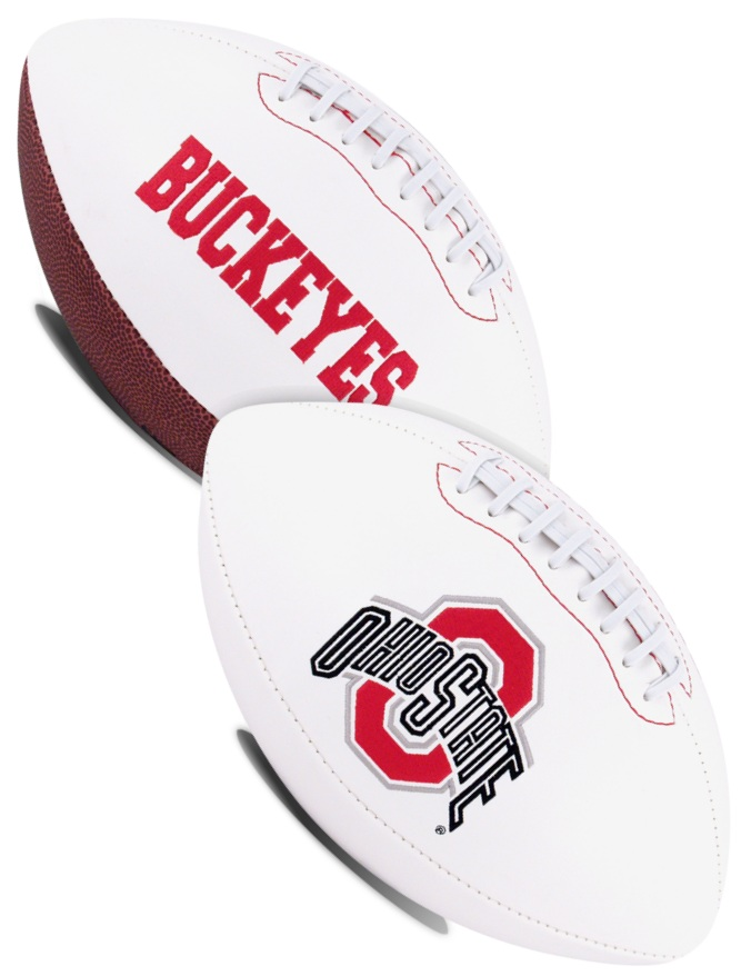 Ohio State Buckeyes NCAA Signature Series Full Size Football