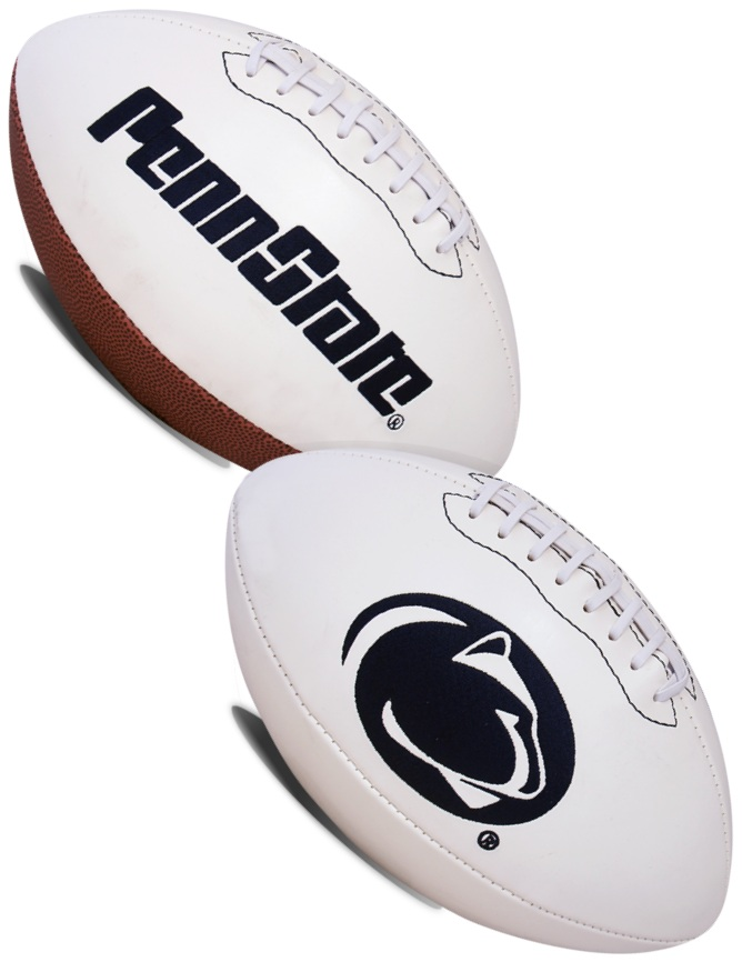 Penn State Nittany Lions NCAA Signature Series Full Size Football