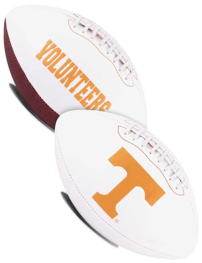 Tennessee Volunteers NCAA Signature Series Full Size Football