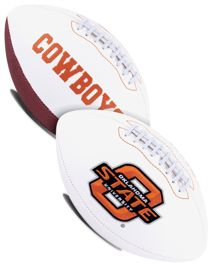 Oklahoma State Cowboys NCAA Signature Series Full Size Football