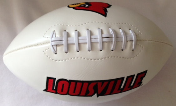 Louisville Cardinals NCAA Signature Series Full Size Football