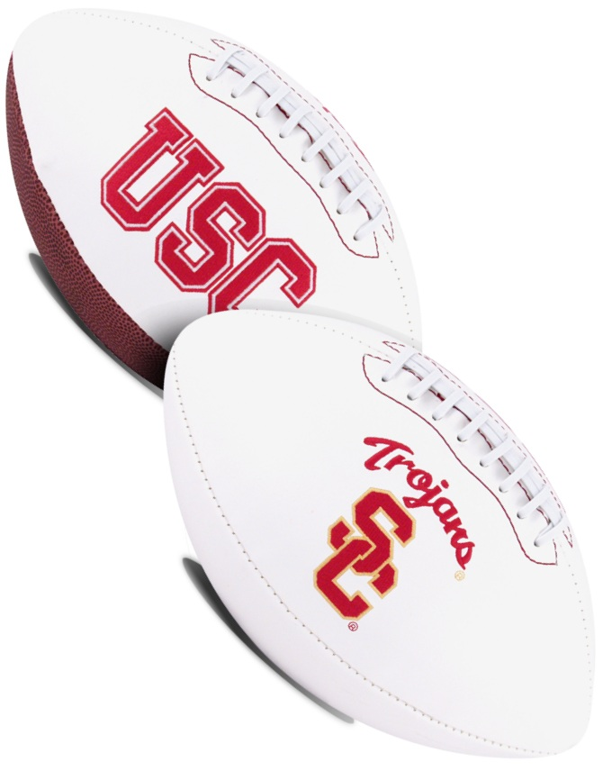 USC Trojans NCAA Signature Series Full Size Football