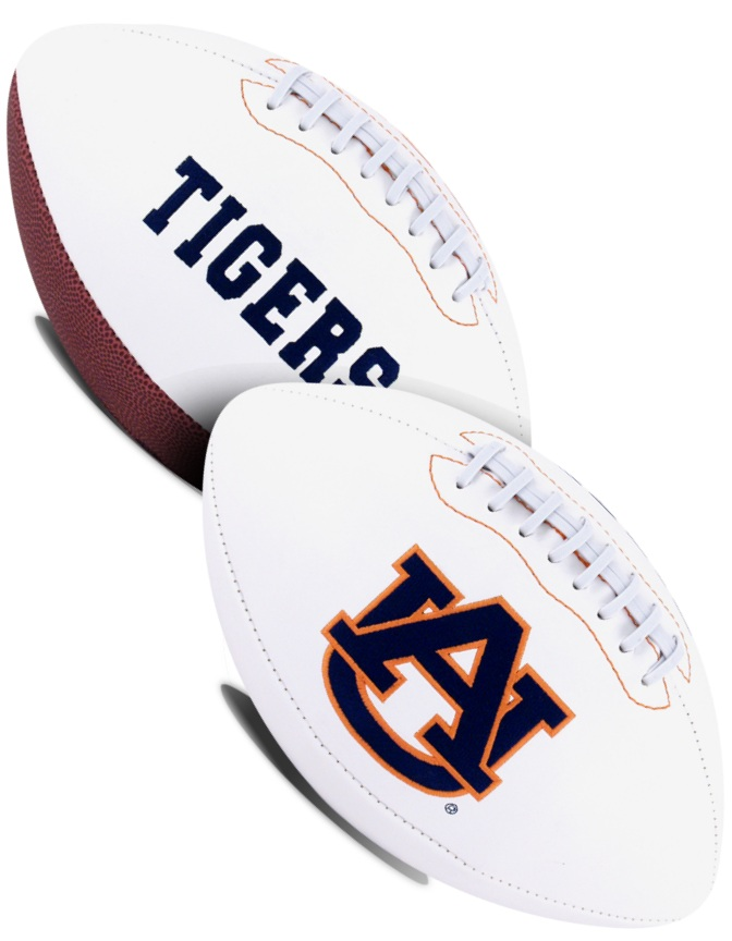 Auburn Tigers NCAA Signature Series Full Size Football