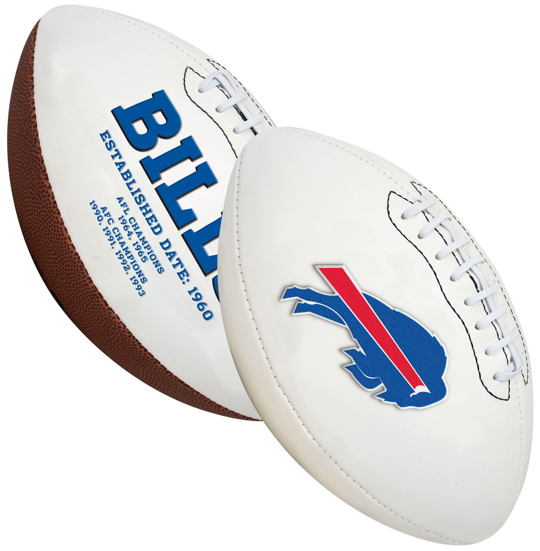 Buffalo Bills NFL Signature Series Full Size Football