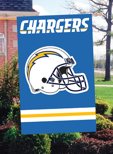San Diego Chargers Outdoor Flag