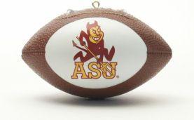 Arizona State Sun Devils Ornaments Football