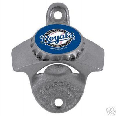 Kansas City Royals Wall Mounted Bottle Opener