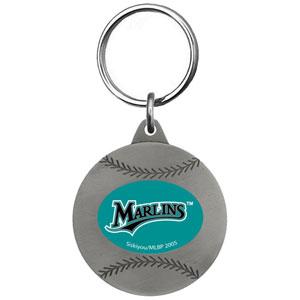 Florida Marlins Key Chain