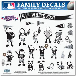 Chicago White Sox Window Decals
