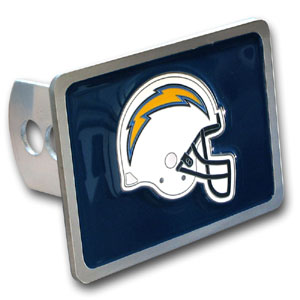San Diego Chargers Hitch Cover