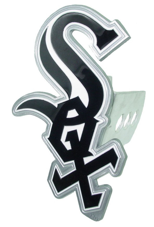 Chicago White Sox Hitch Cover LARGE