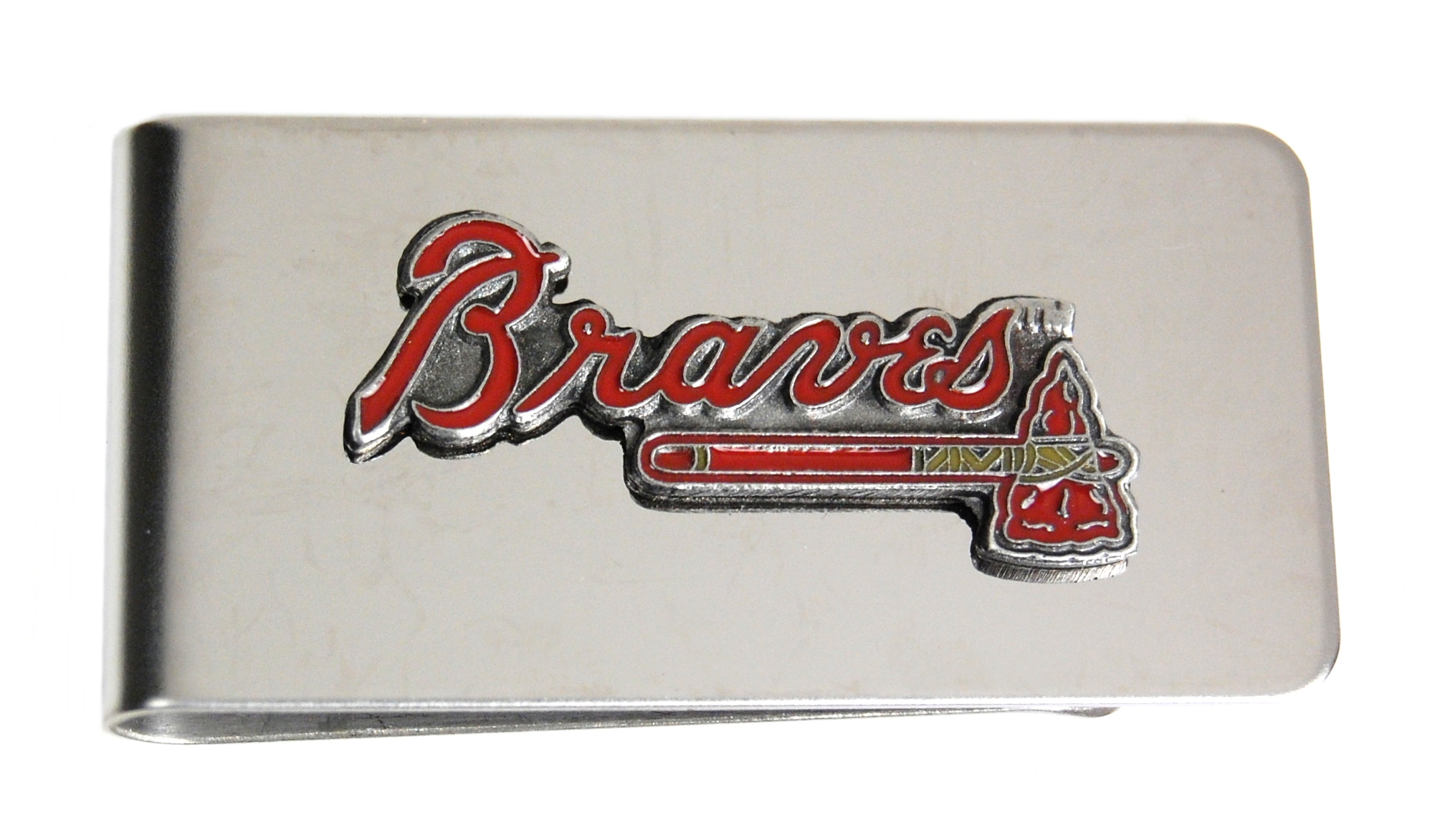Atlanta Braves Money Clip