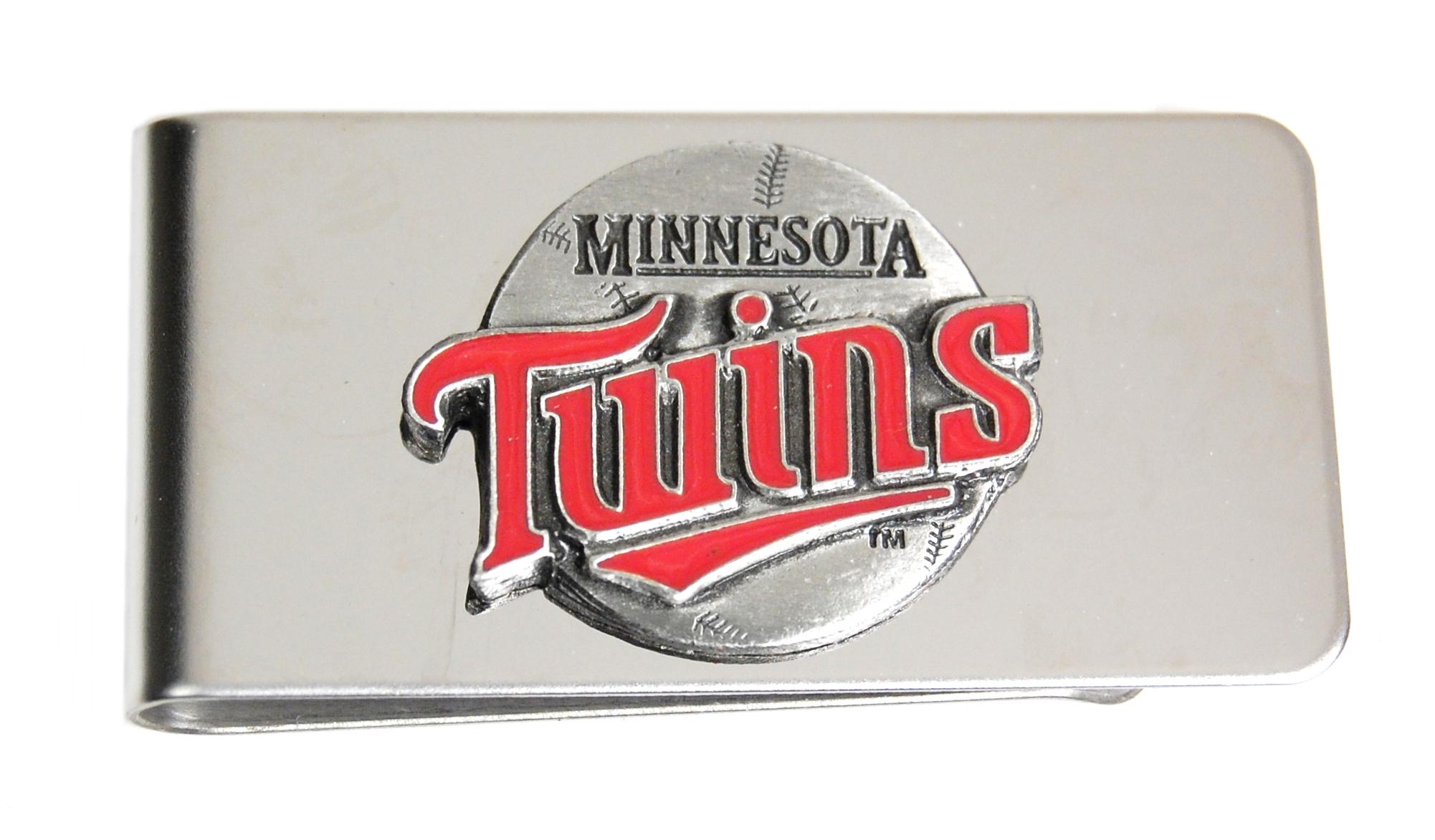 Minnesota Twins Money Clip