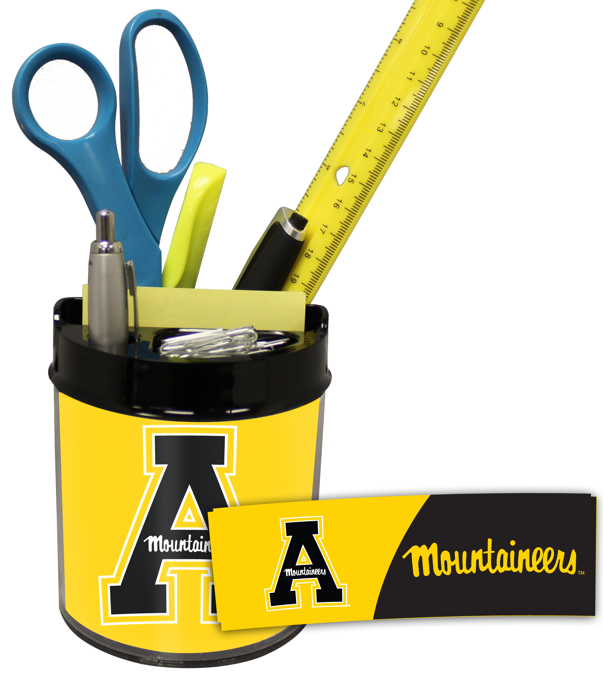 Appalachian State Mountaineers Small Desk Caddy