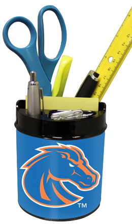 Boise State Broncos Small Desk Caddy