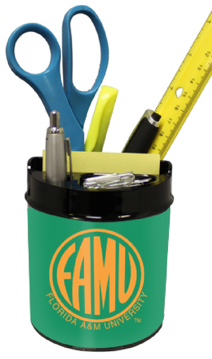 Florida A&M Rattlers Small Desk Caddy
