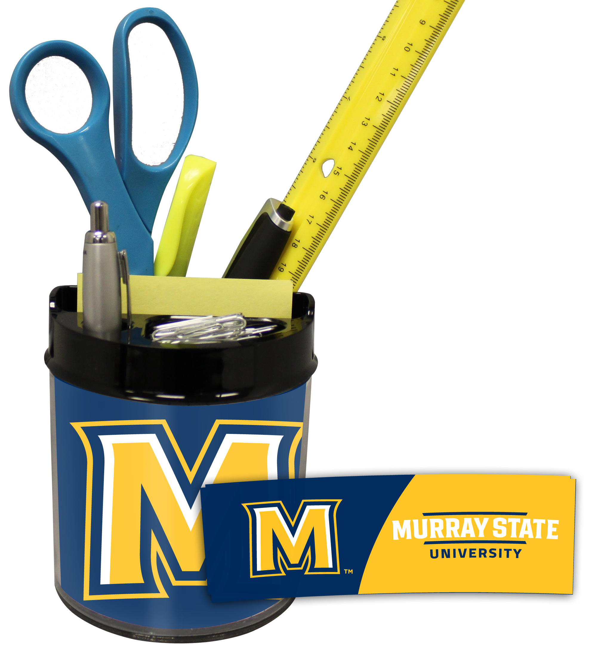 Murray State Racers Small Desk Caddy