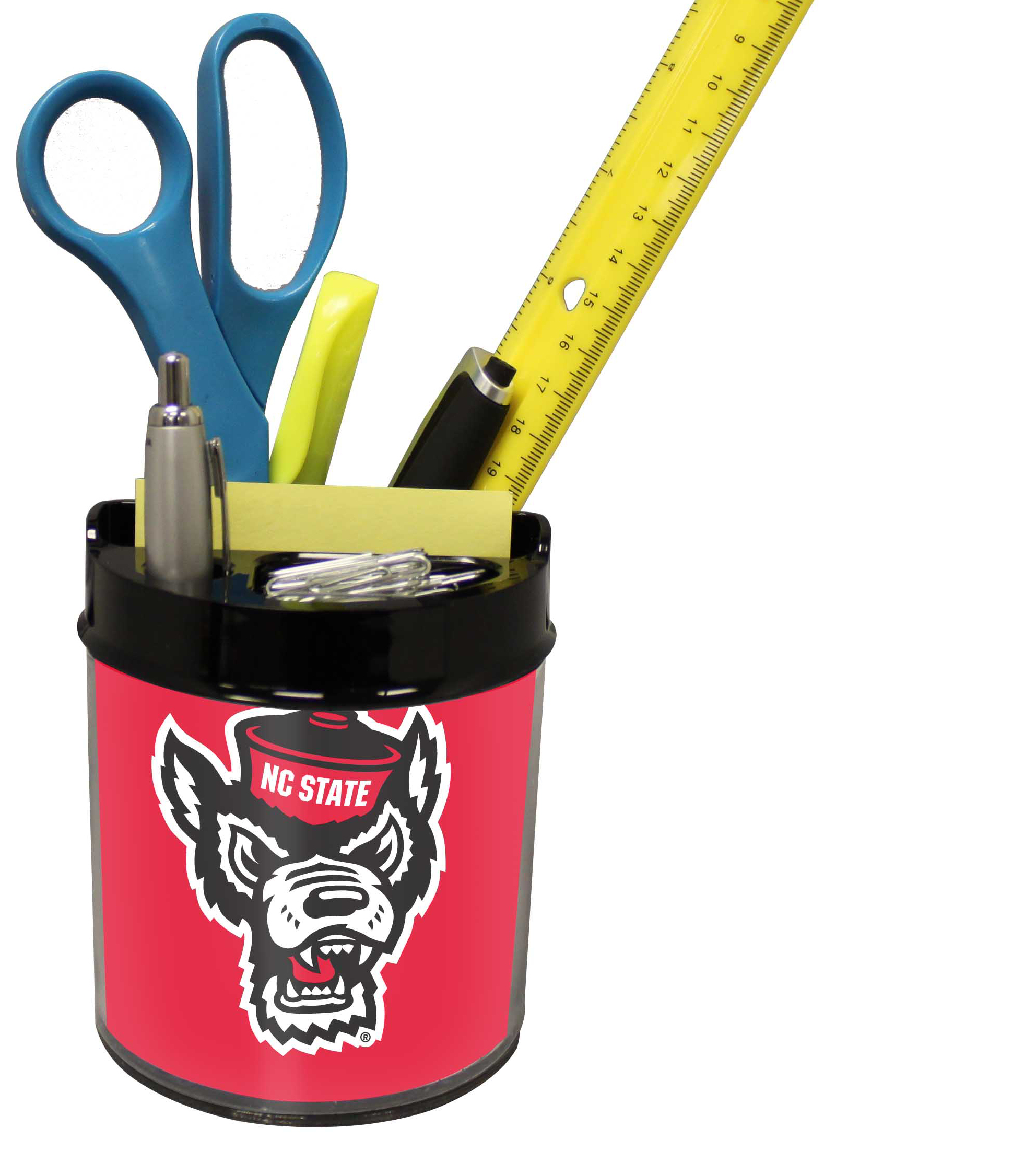 North Carolina State Wolfpack Small Desk Caddy