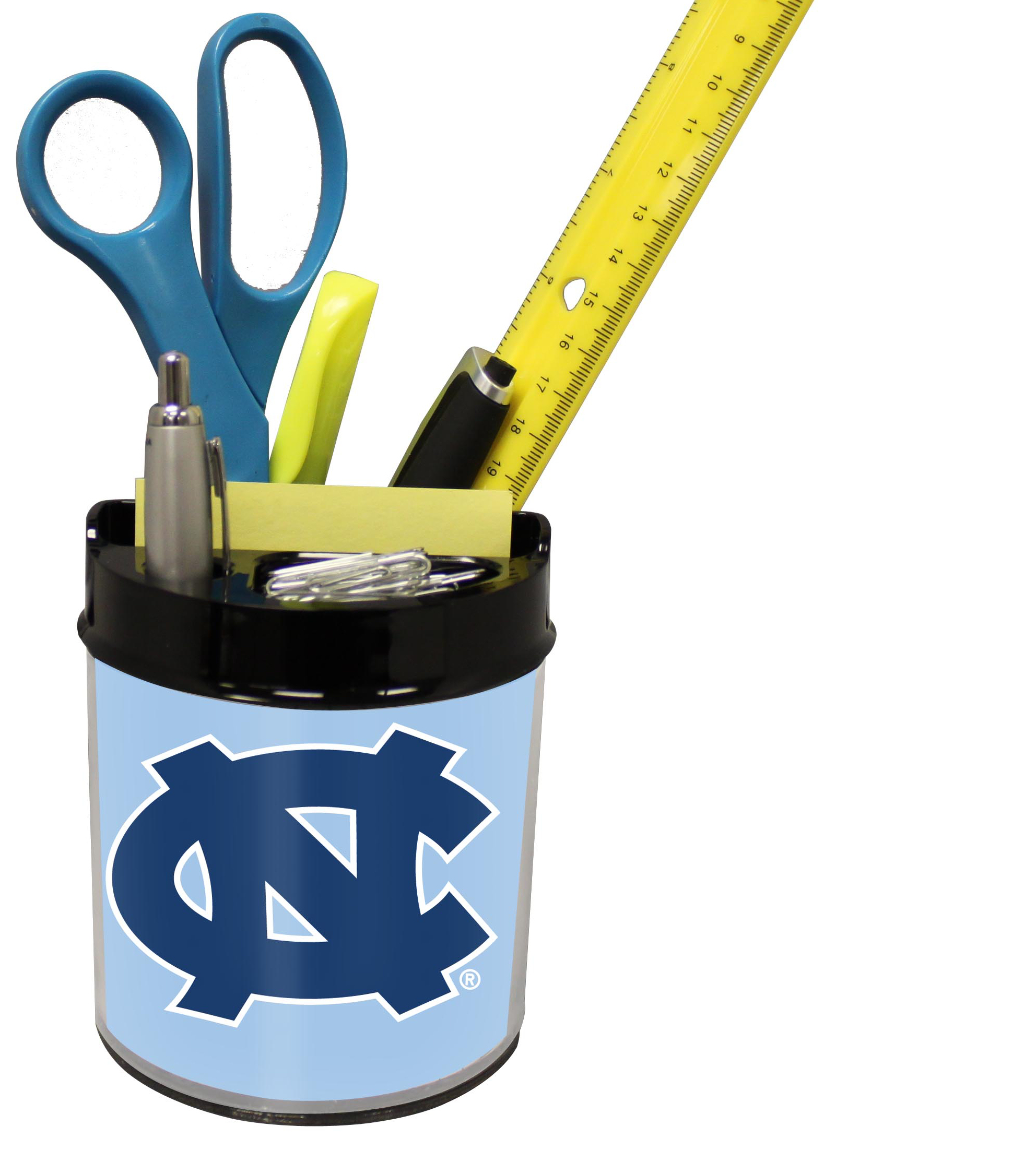 North Carolina Tar Heels Small Desk Caddy