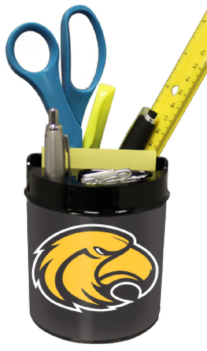 Southern Mississippi Golden Eagles Small Desk Caddy