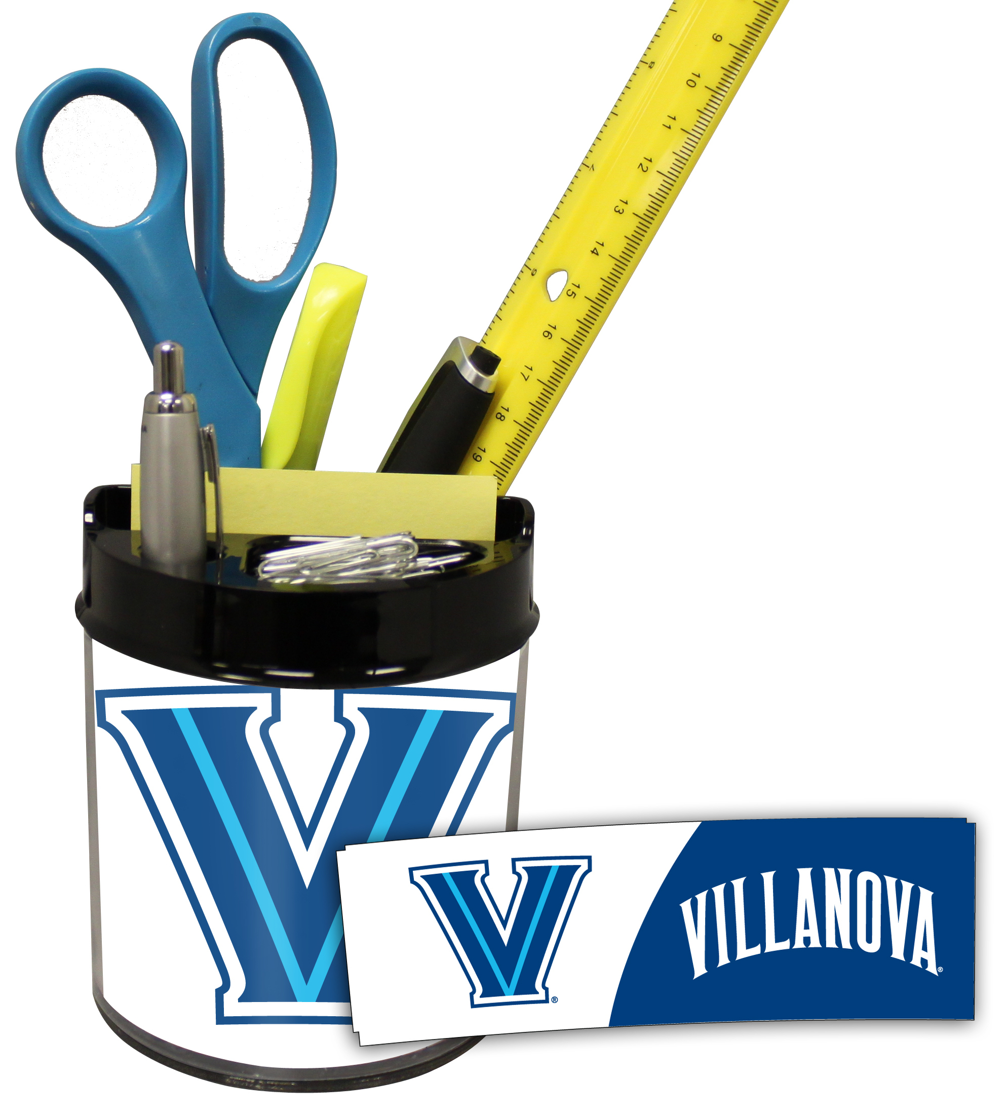 Villanova Wildcats Small Desk Caddy