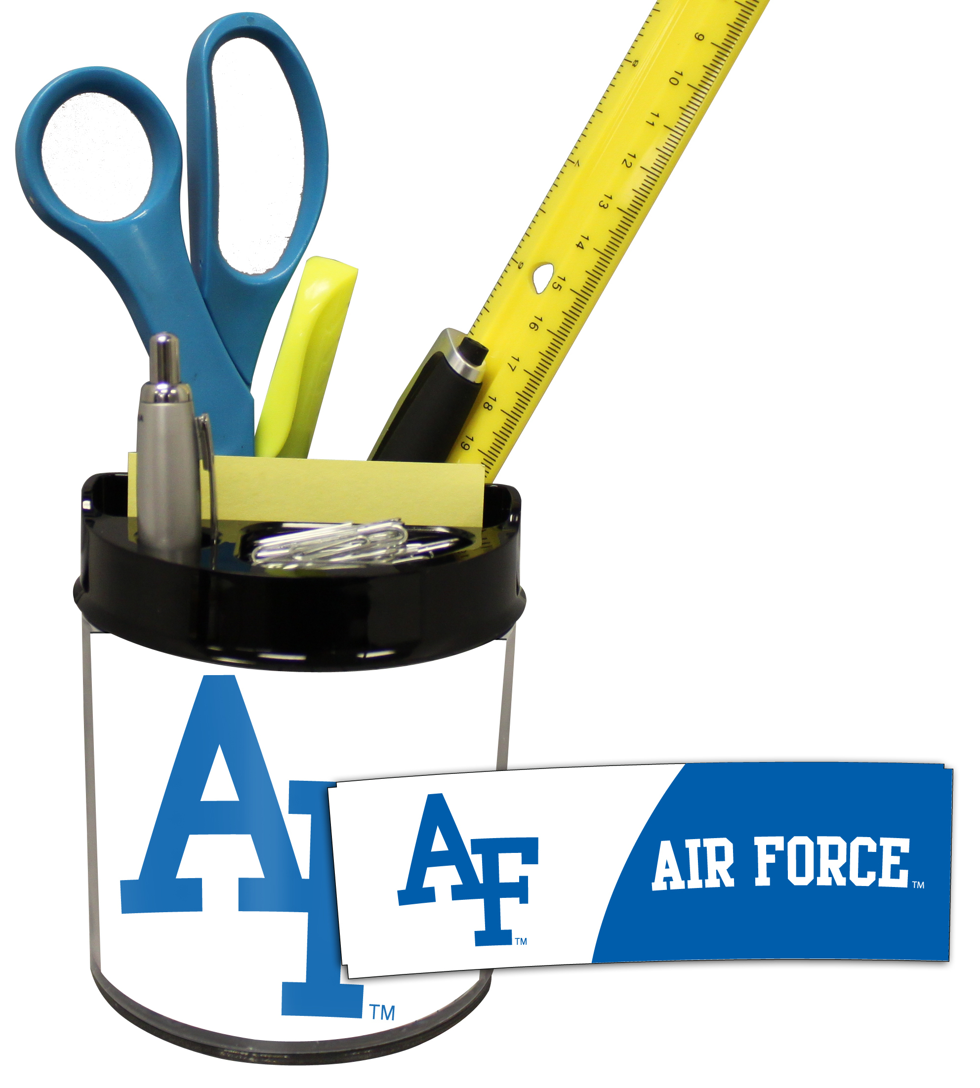 Air Force Falcons Small Desk Caddy