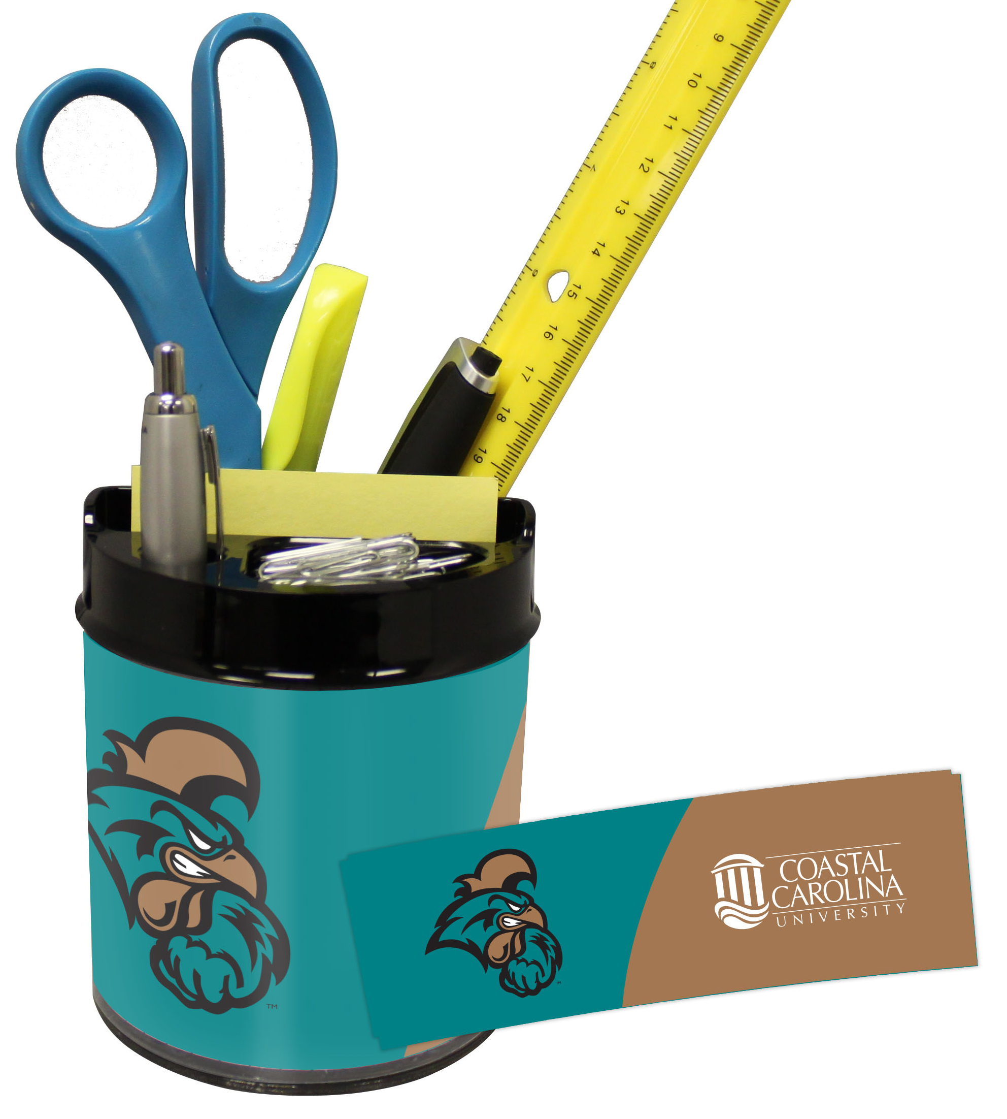 Coastal Carolina Small Desk Caddy