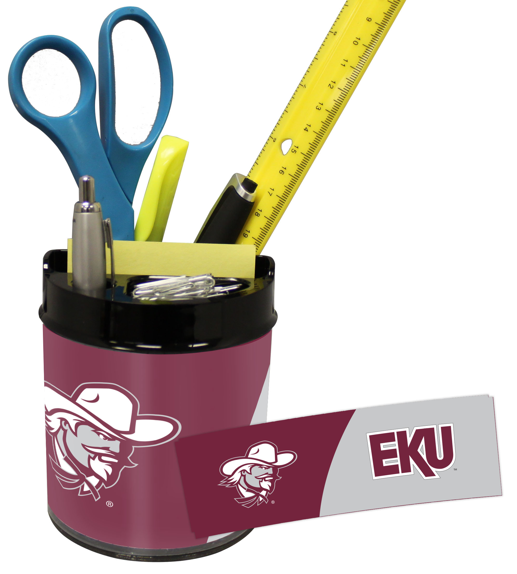 Eastern Kentucky Colonels Small Desk Caddy