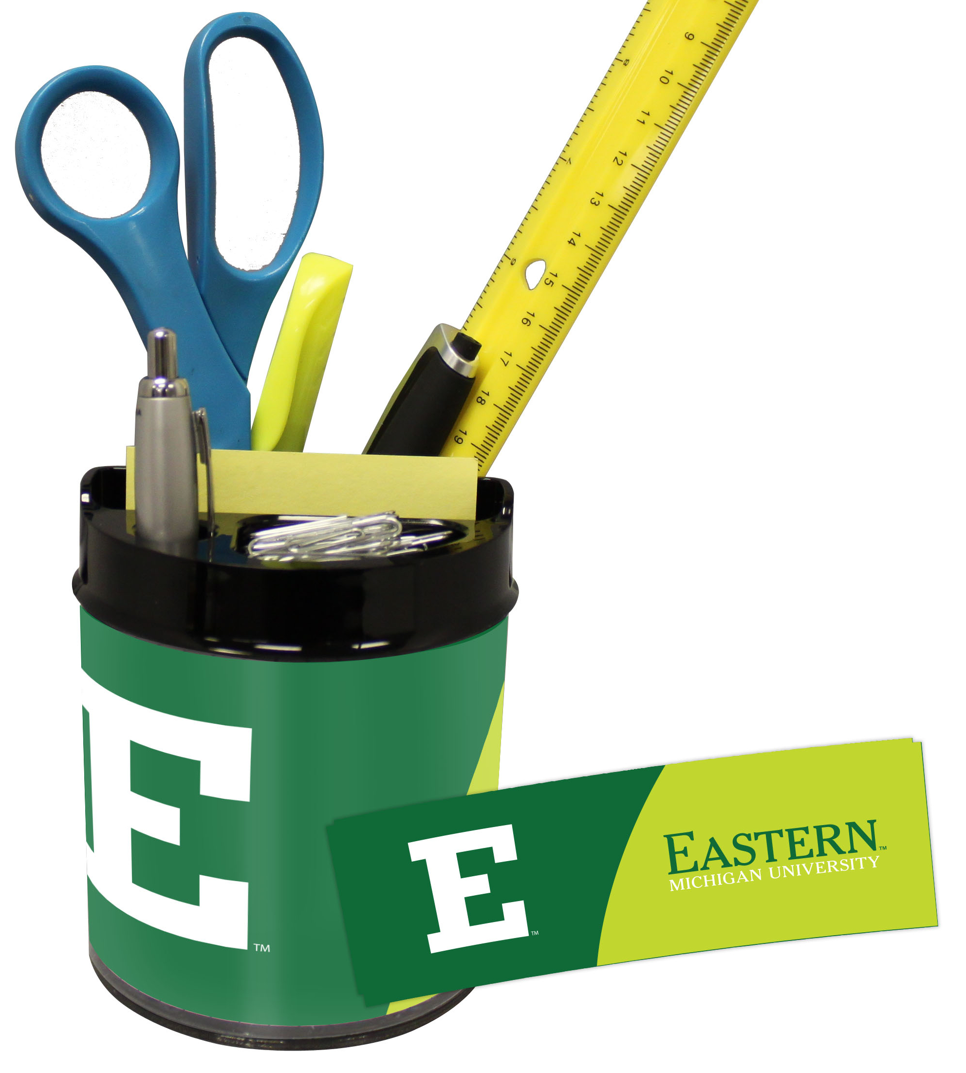 Eastern Michigan Eagles Small Desk Caddy