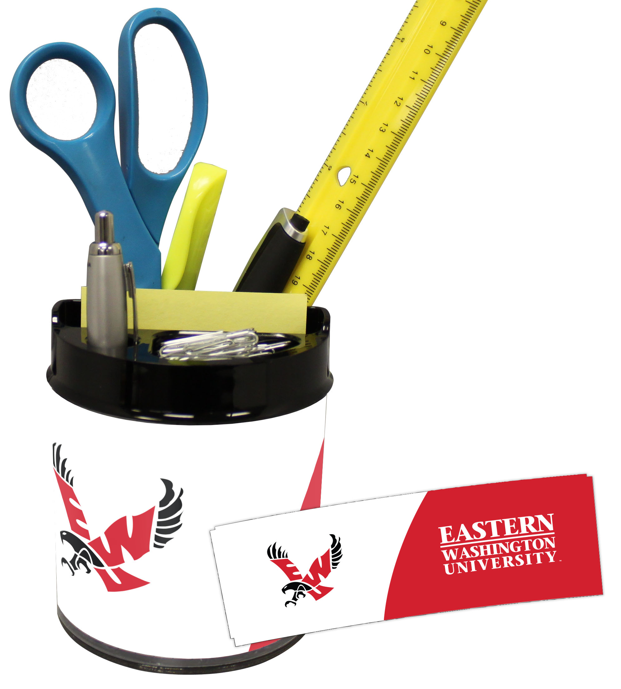 Eastern Washington Eagles Small Desk Caddy