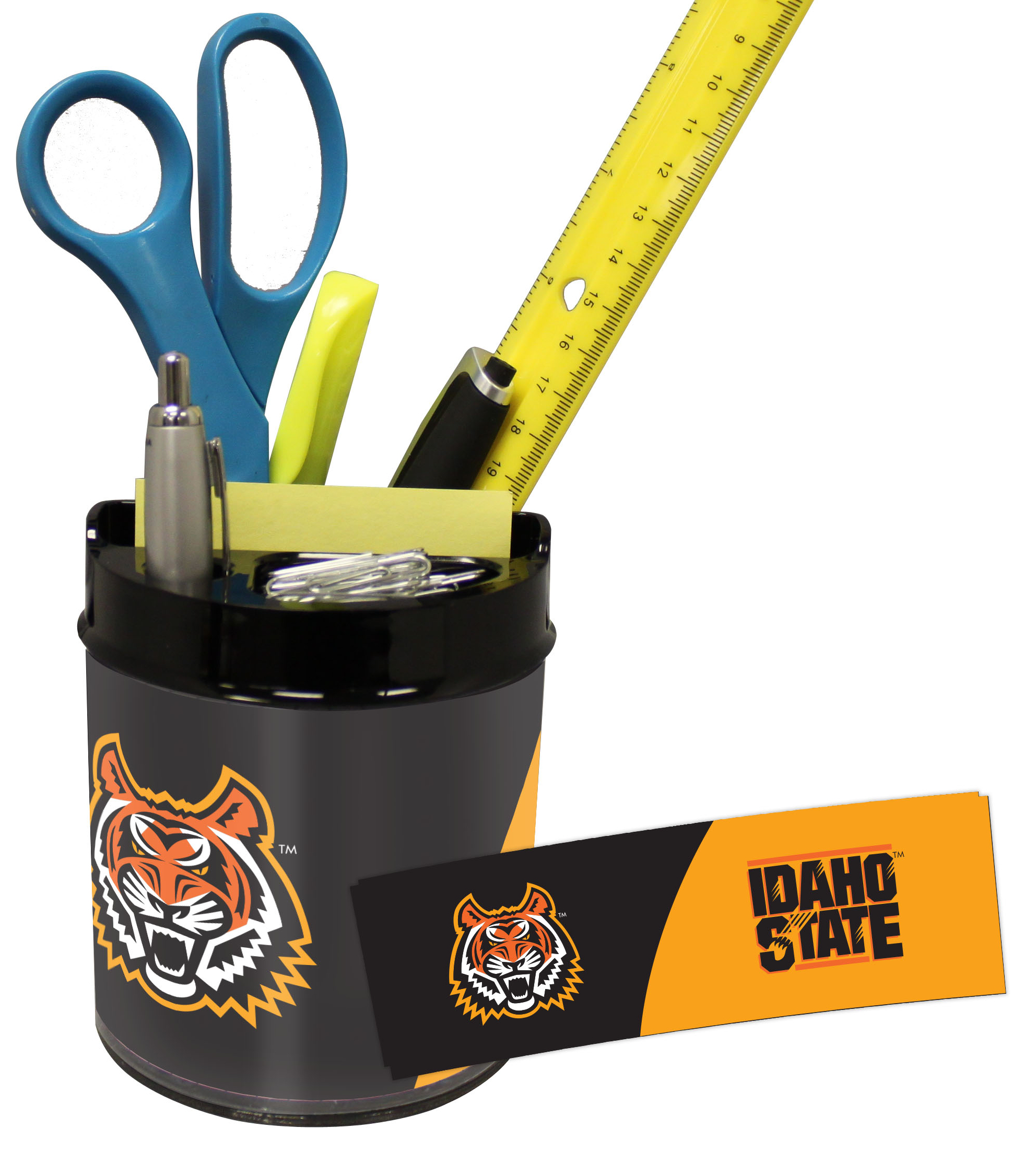 Idaho State Bengals Small Desk Caddy