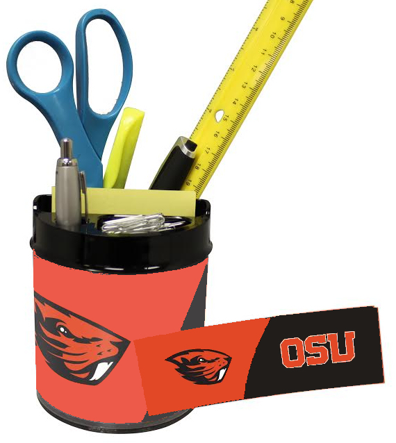 Oregon State Beavers Small Desk Caddy