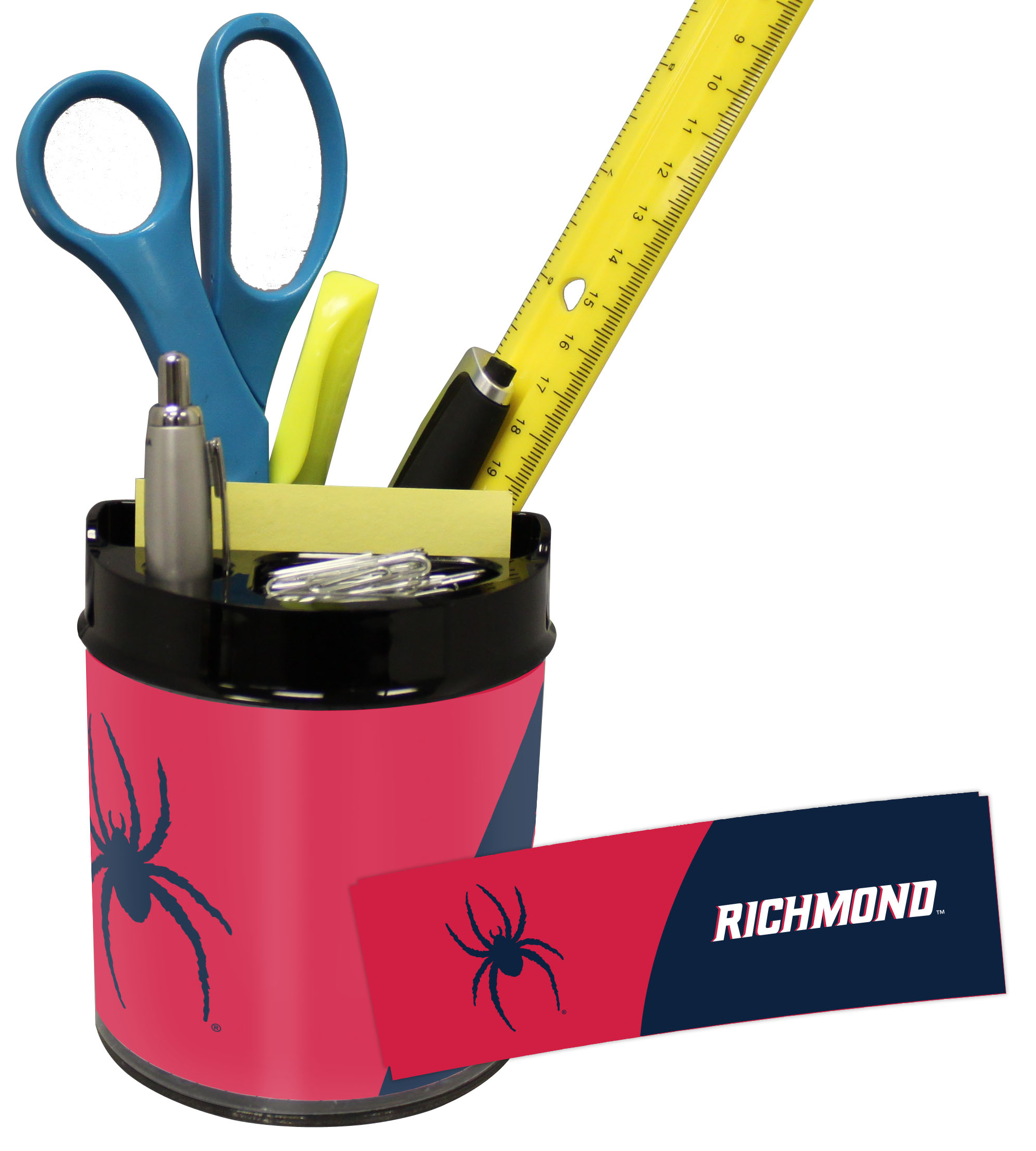 Richmond Spiders Small Desk Caddy