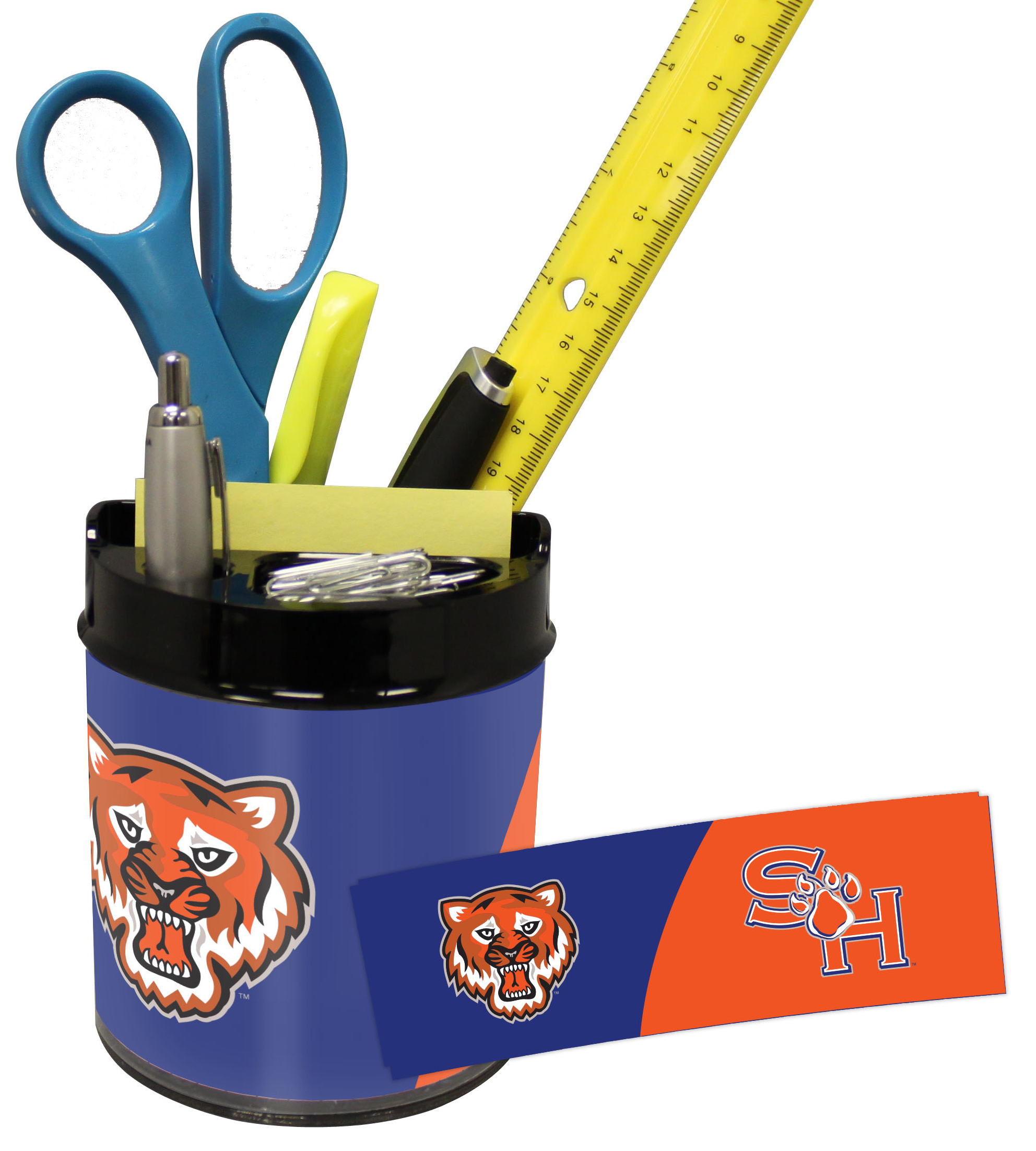 Sam Houston State Bearkats Small Desk Caddy
