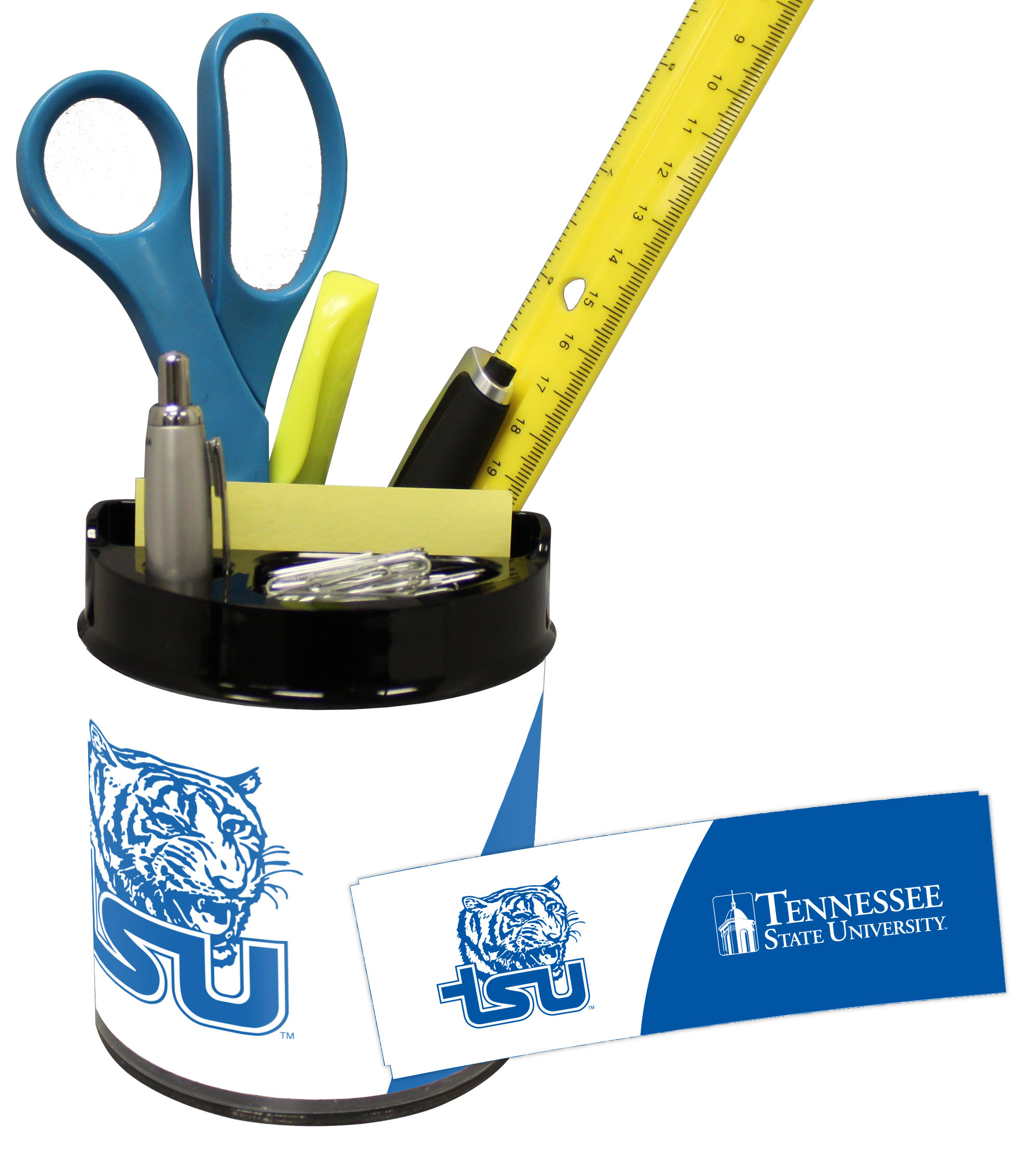 Tennessee State Tigers Small Desk Caddy