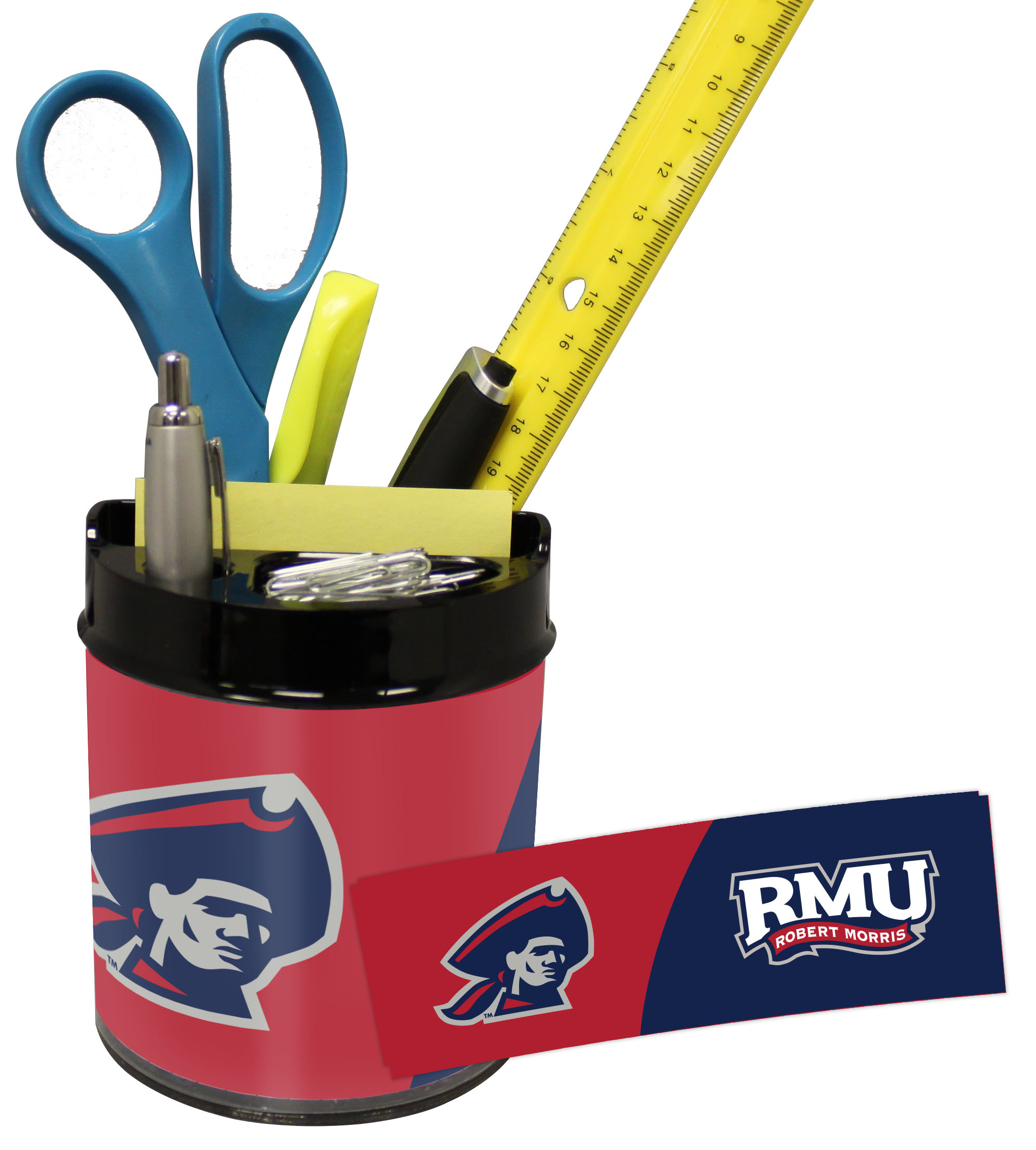 Robert Morris Colonials Small Desk Caddy