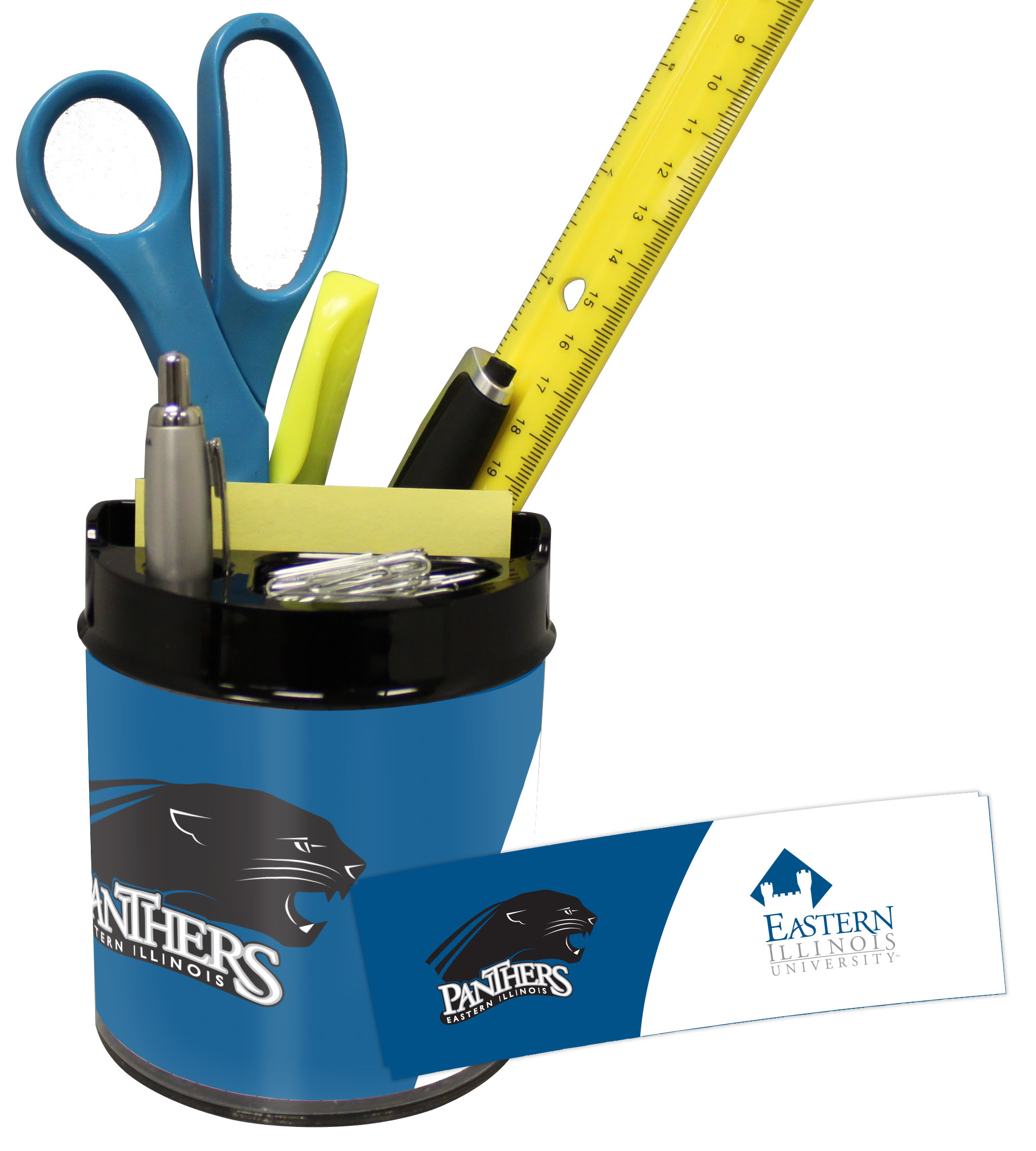 Eastern Illinois Panthers Small Desk Caddy
