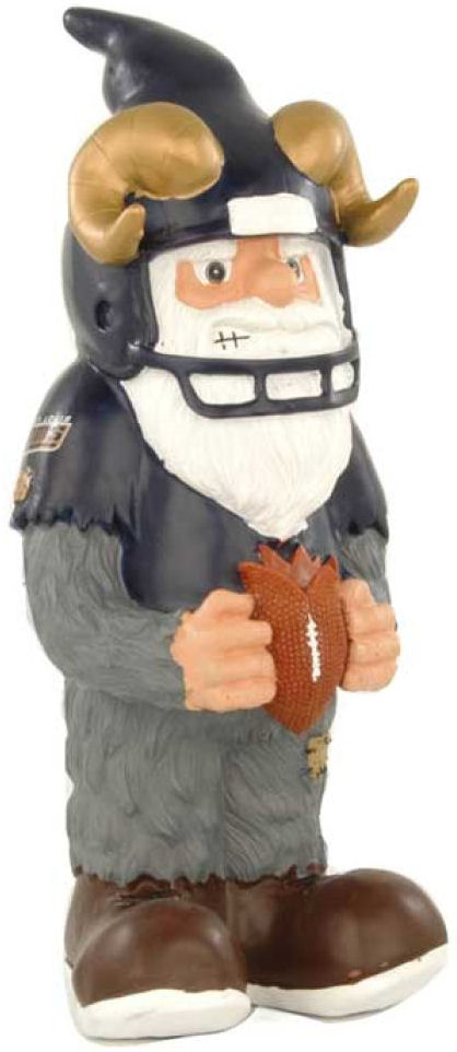 St. Louis Rams Garden Gnome Thematic