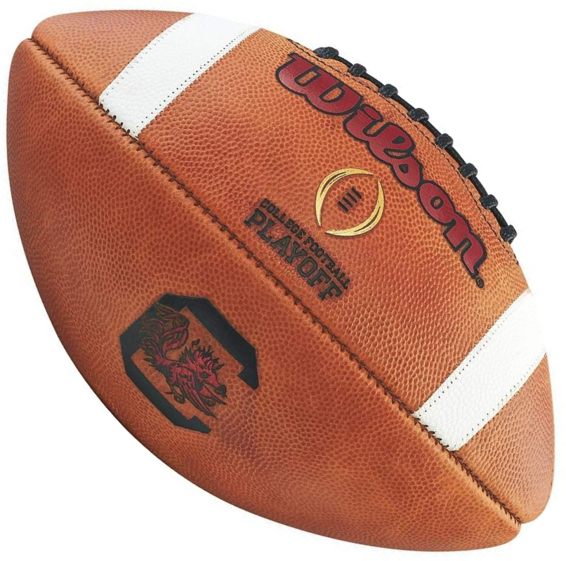 Wilson Official Leather NCAA South Carolina Gamecocks College Game Football