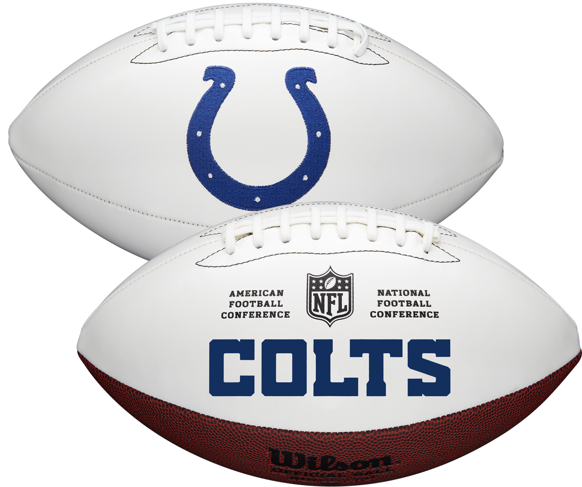 Wilson Indianapolis Colts Official NFL Autograph Series Football